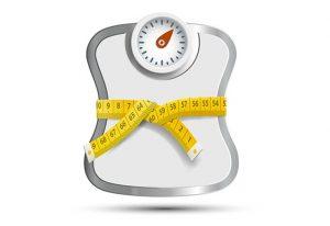 2. Pierderea excesul de greutate