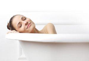 2. O baie fierbinte